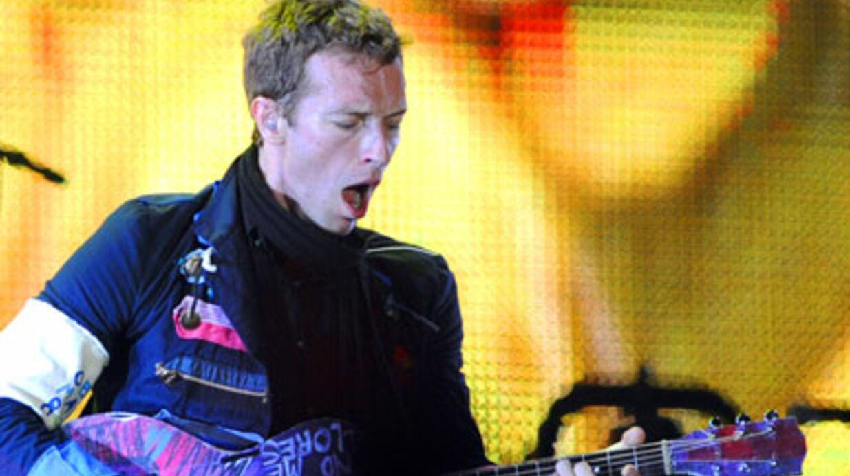 Chris Martin (Coldplay) dîne avec des SDF