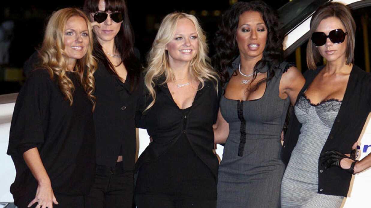 Les Spice Girls: rendez-vous chez Victoria Beckham