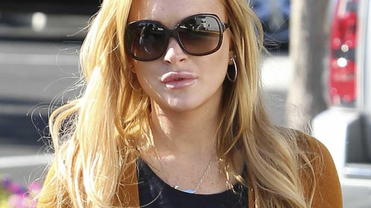 Lindsay Lohan: son accusatrice licenciée du centre de désintox