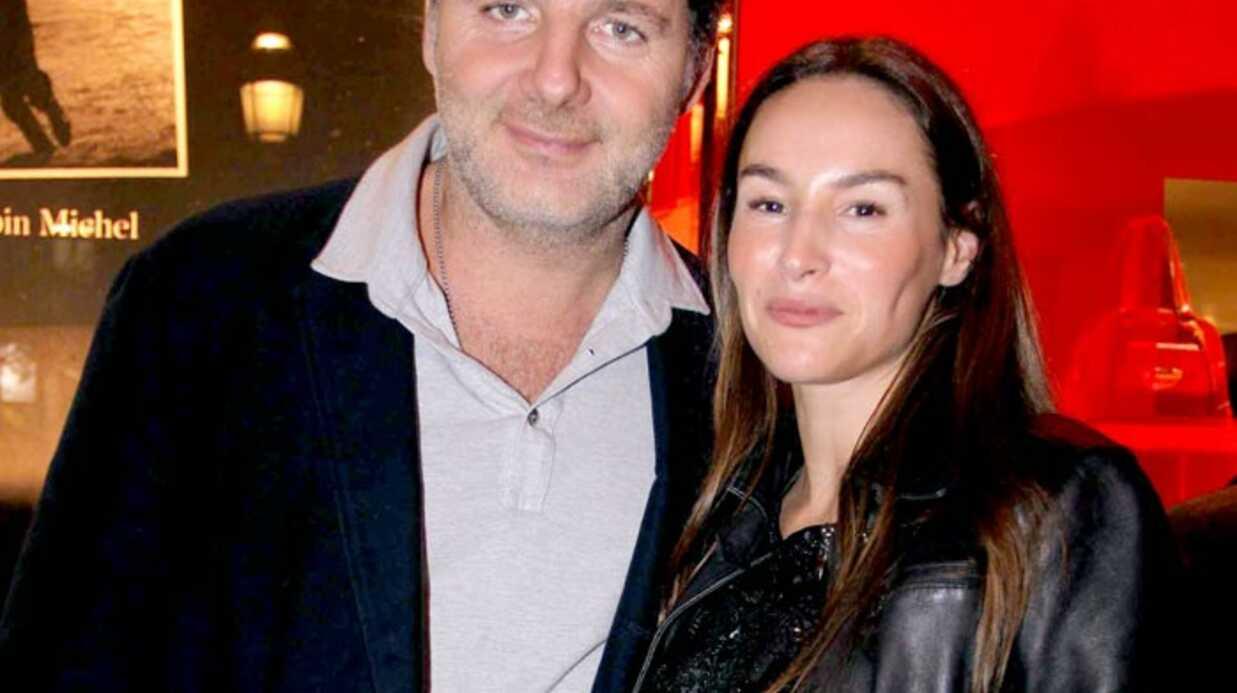 Vanessa Demouy enceinte de Philippe Lellouche