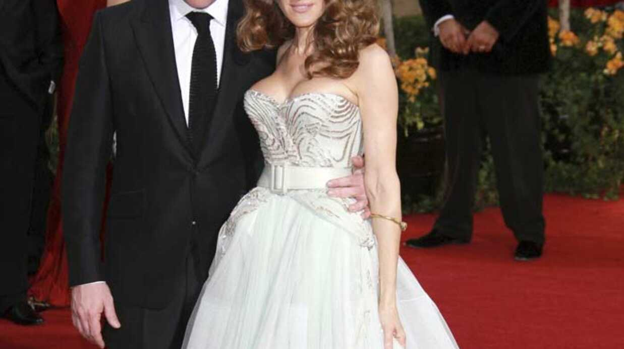 Oscars 2009: Sarah Jessica Parker et son mari, radieux et amoureux