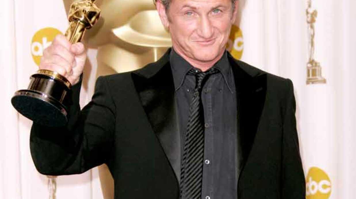 Oscars: Sean Penn et Kate Winslet grands vainqueurs