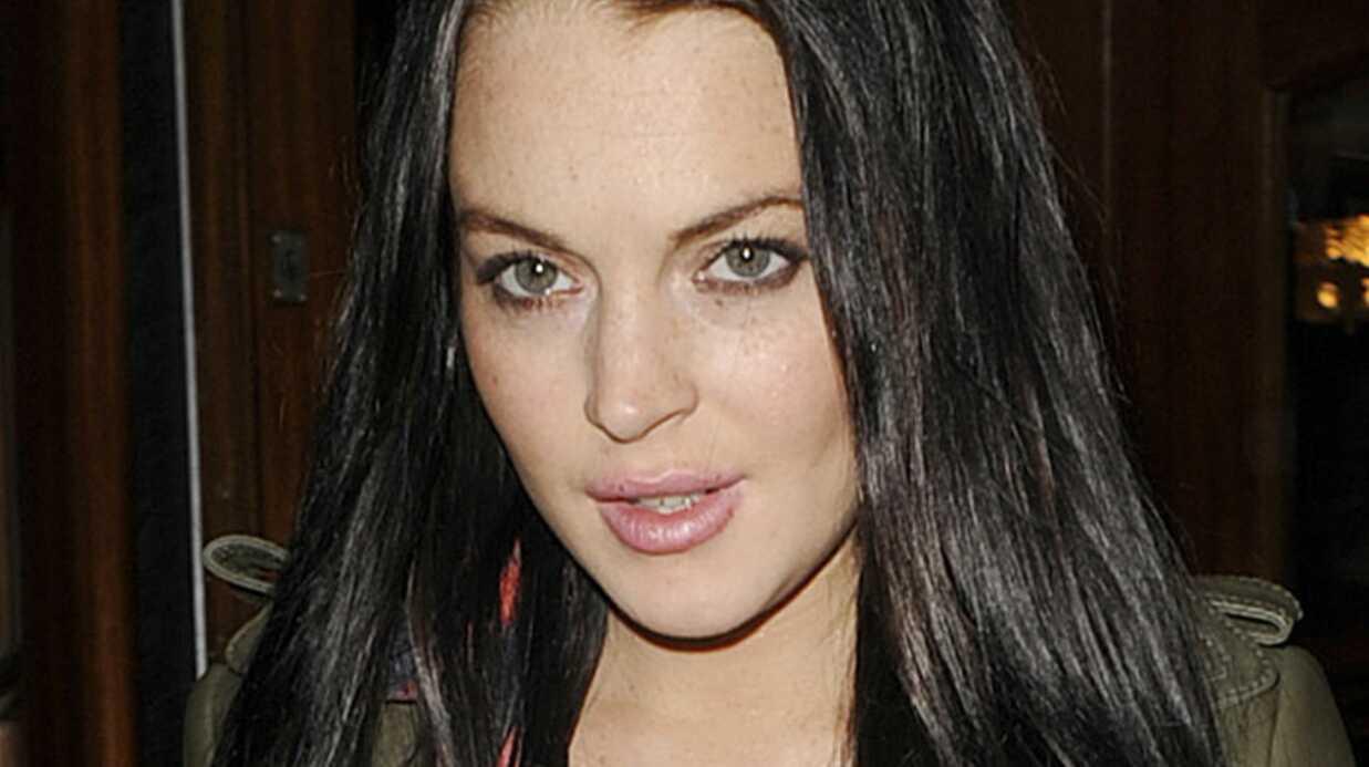 Lindsay Lohan encore amoureuse de Samantha Ronson