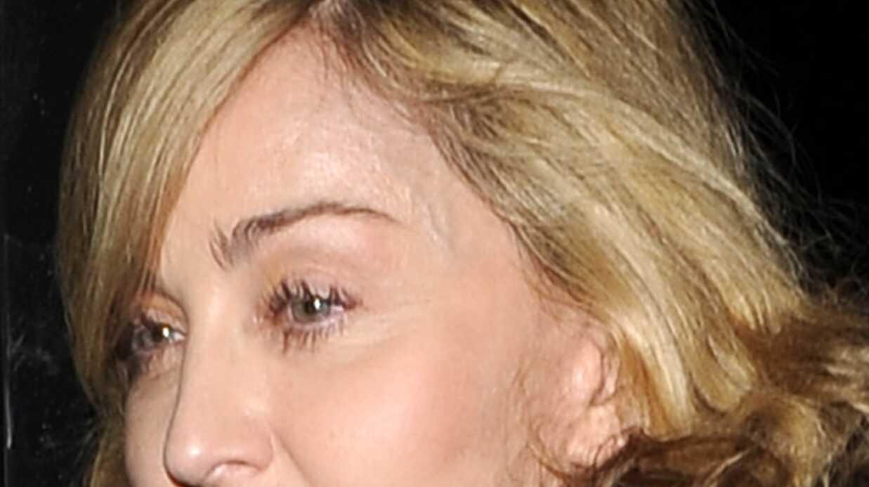 Les gros caprices de Madonna à Berlin