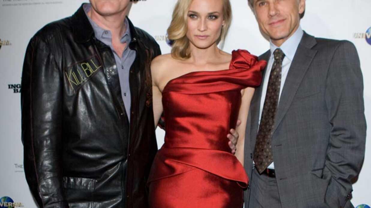 Quentin Tarantino: le chouette cadeau de Diane Kruger