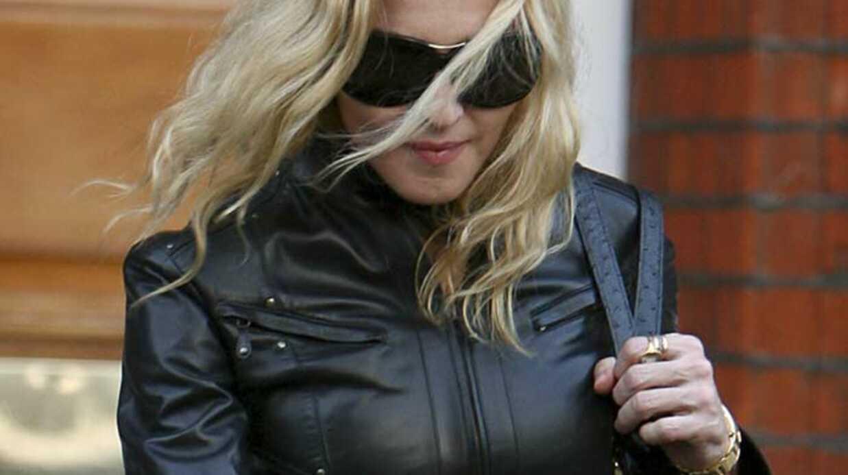 Madonna: premiers cours de kabbale pour Mercy James