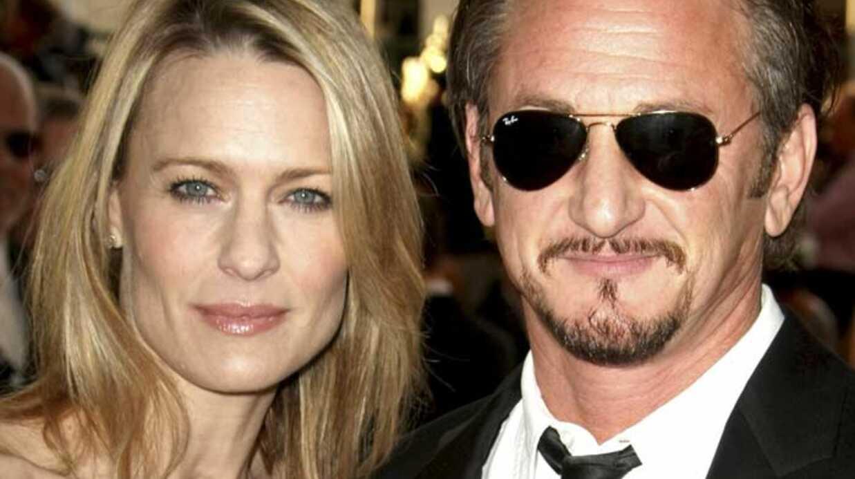 Sean Penn: à la maison, il ne fait rien!