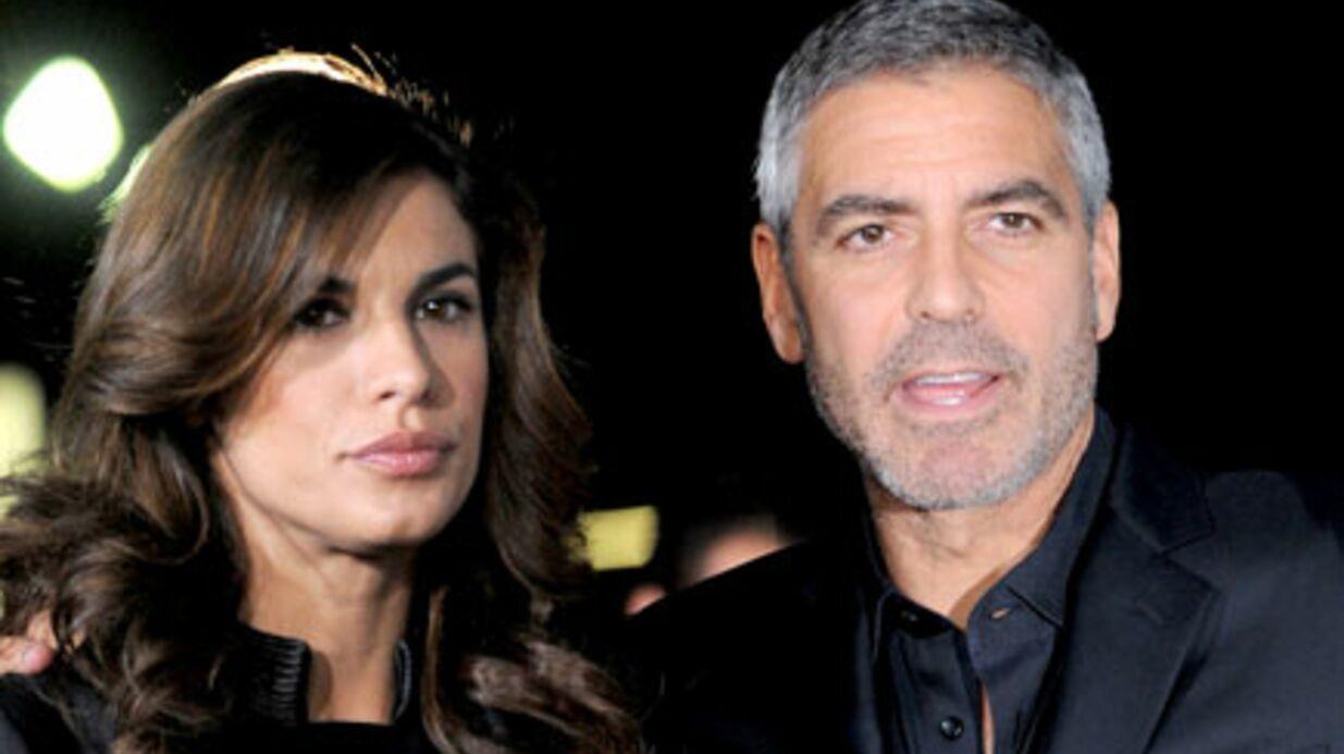 George Clooney: l'origine de sa rupture avec Elisabetta