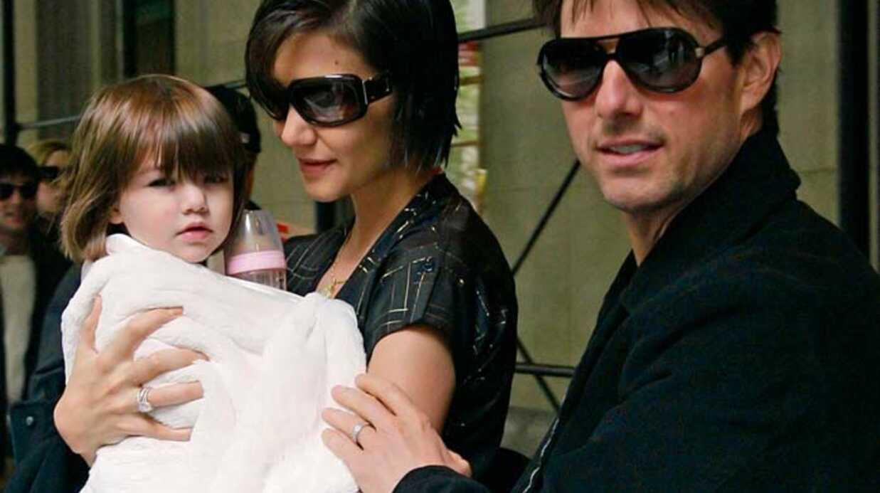 Tom Cruise Fâché contre Petit Trésor