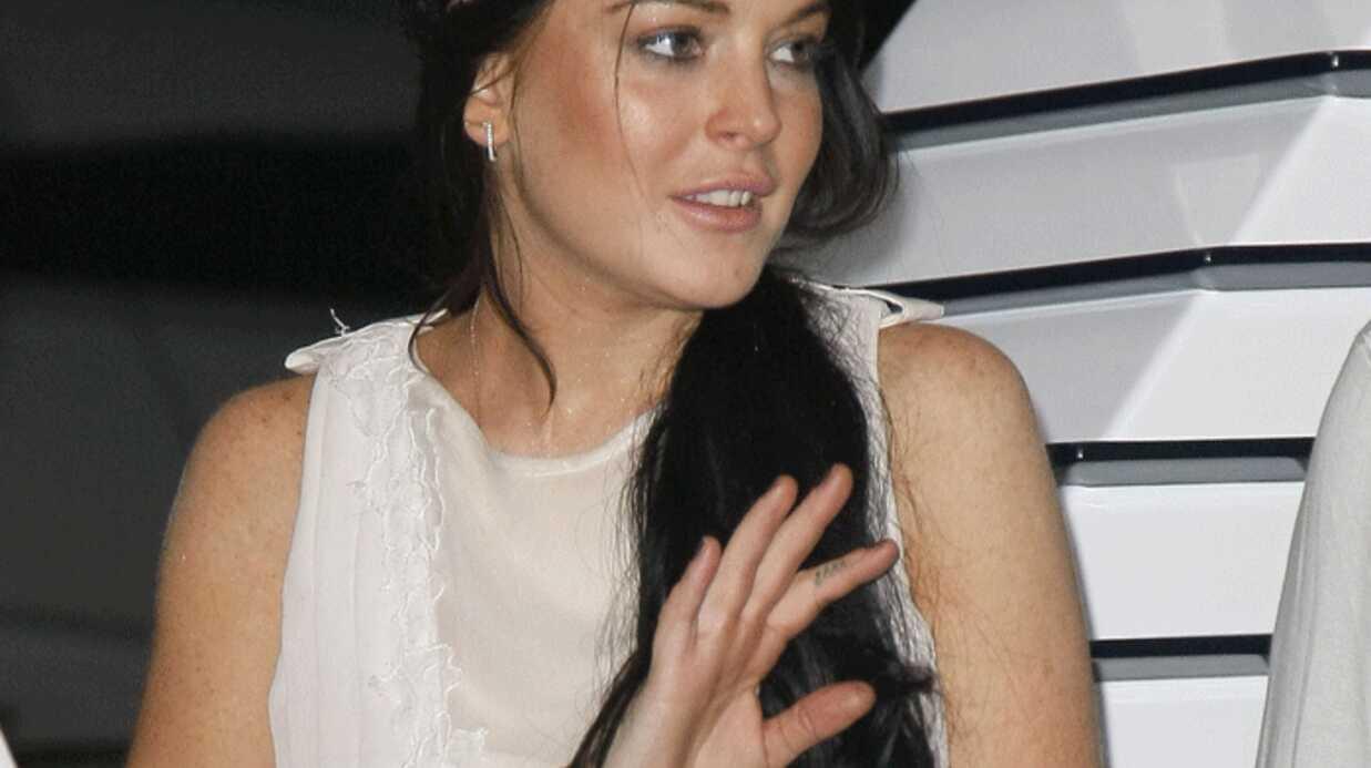 Lindsay Lohan est à L.A et se rendra au tribunal demain