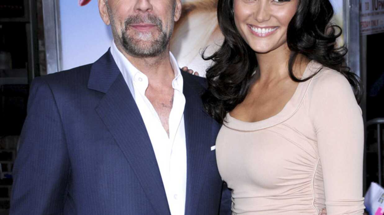 Bruce Willis et Emma Heming : mariage civil en Cali­for­nie