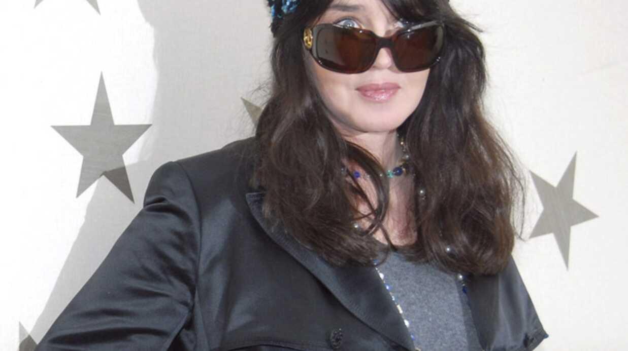 Isabelle Adjani se livre à Laurent Delahousse sur France 2