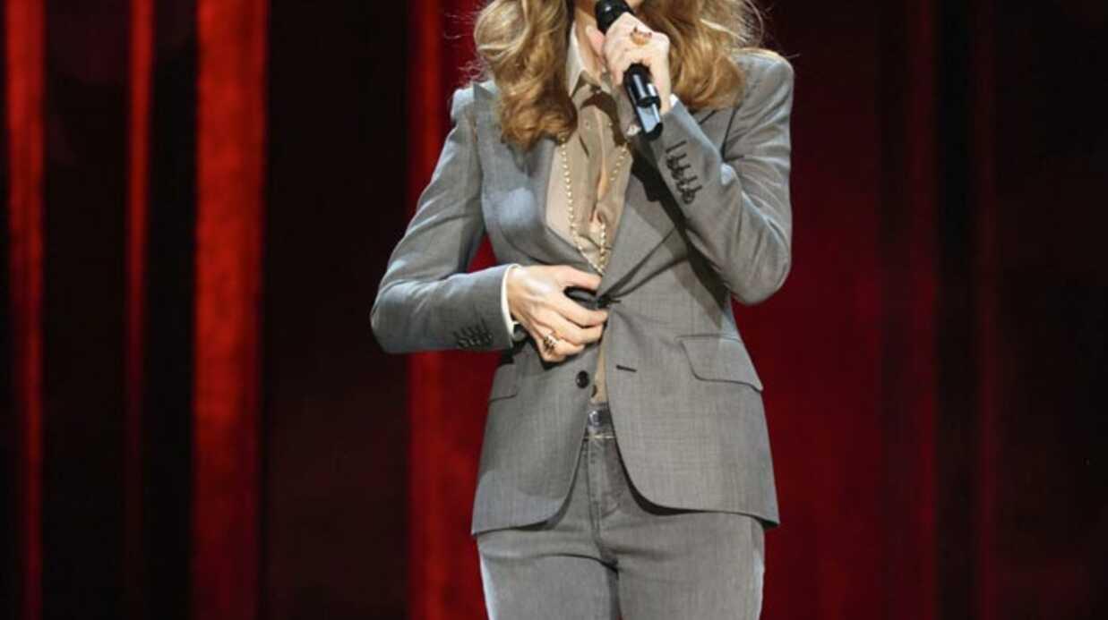 Céline Dion: ses secrets pour mincir après l'accouchement