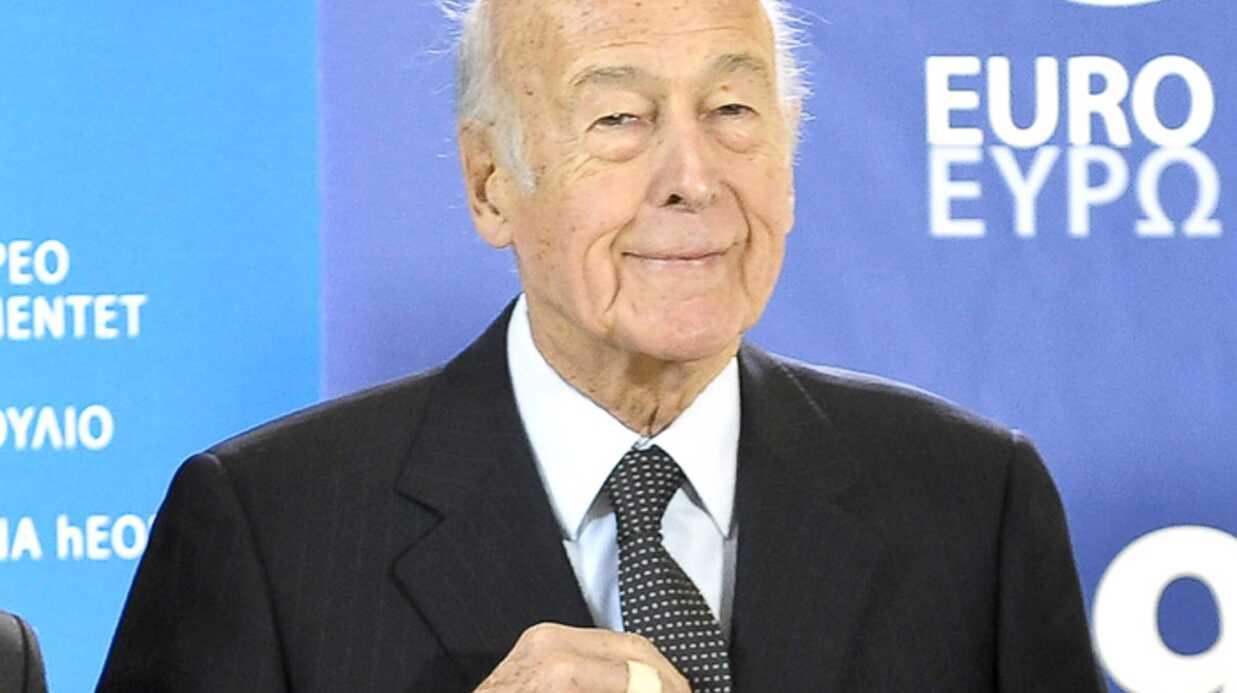 Valéry Giscard d'Estaing avoue «avoir tout inventé»