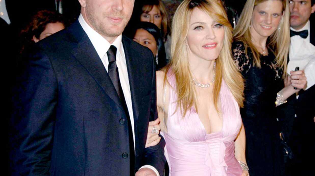 Madonna Coup de canif dans le mariage
