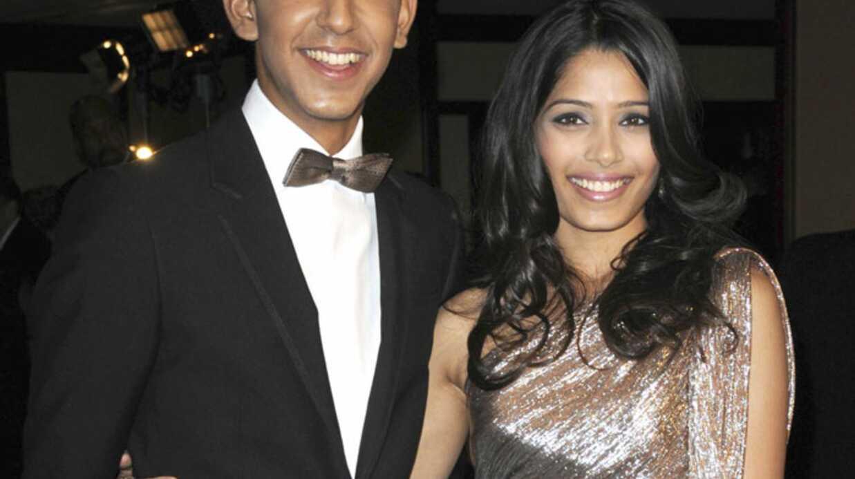 Slumdog Millionaire: la romance de Dev Patel et Freida Pinto