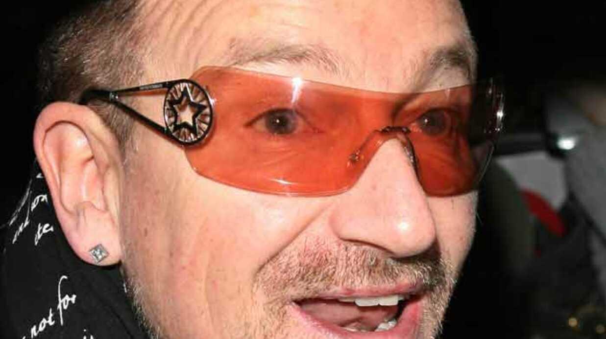 VIDEO: U2 a mis le feu au Grand journal de Denisot
