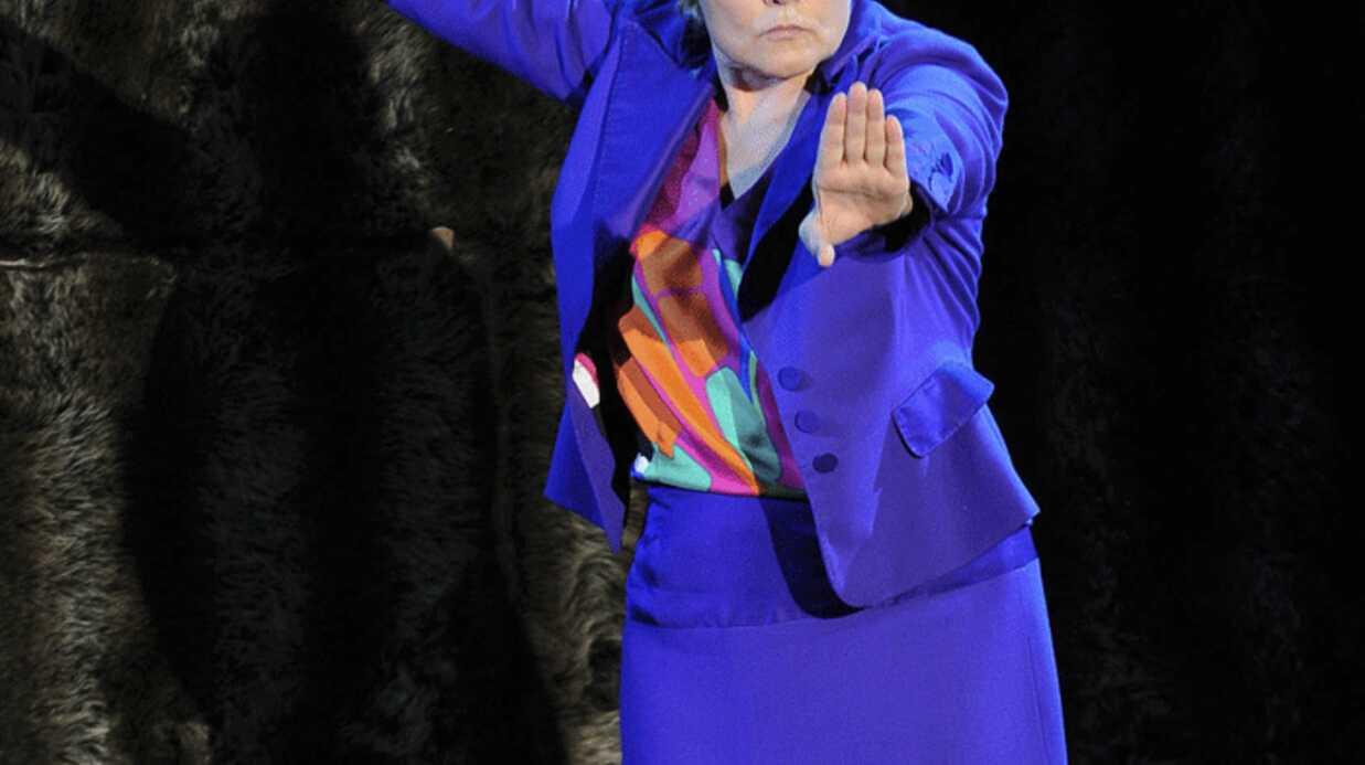 Muriel Robin n'aime pas Christophe Hondelatte