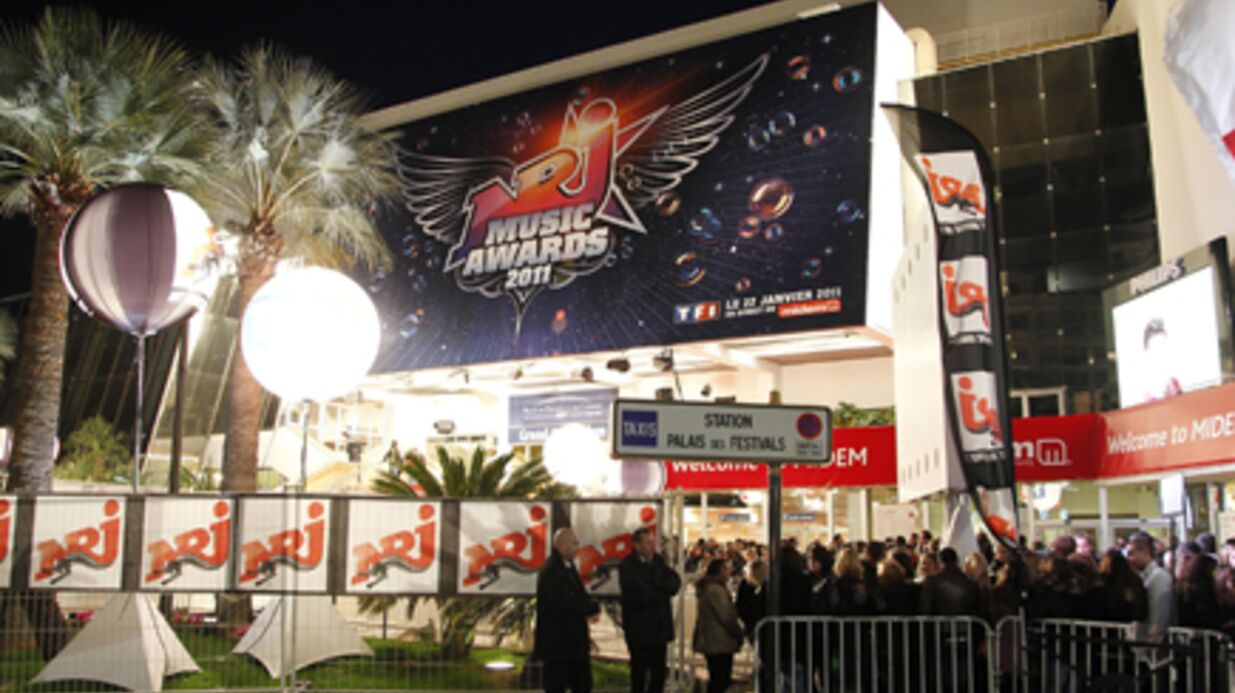 NRJ Music Awards : NRJ nie le bug