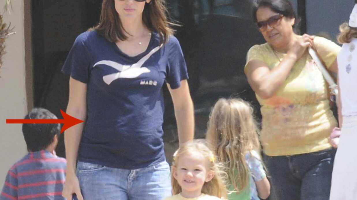 Le ventre de Jennifer Garner est de plus en plus dur à cacher