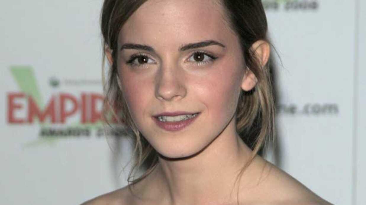 Emma Watson: difficile d'être une enfant star avec Harry potter