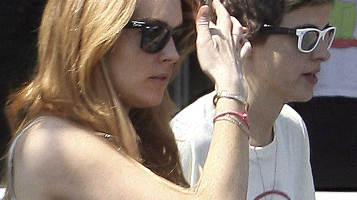 Lindsay Lohan et Samantha Ronson à nouveau en couple