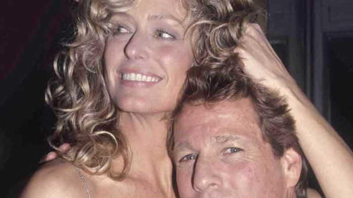 Farrah Fawcett hospitalisée va épouser Ryan O'Neal