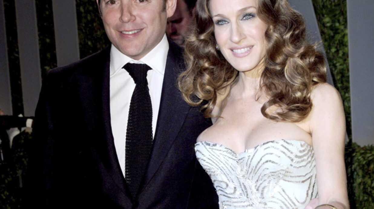 Sarah Jessica Parker et Matthew Broderick: parents de jumelles