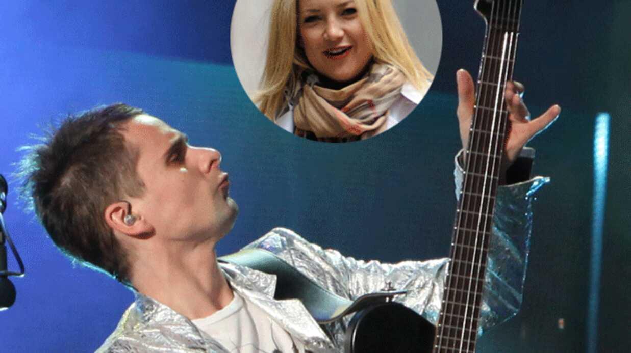 Kate Hudson et Matthew Bellamy de Muse: love story