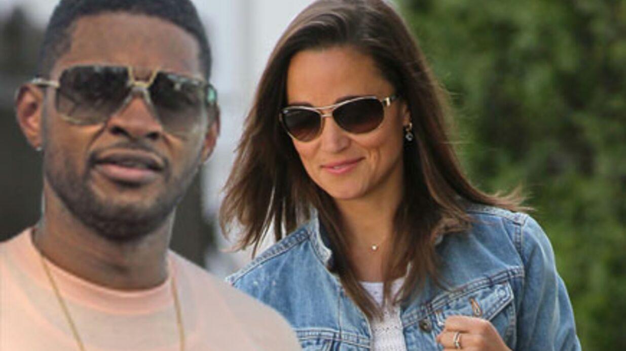 Pippa Middleton: Usher la veut en soutif-culotte