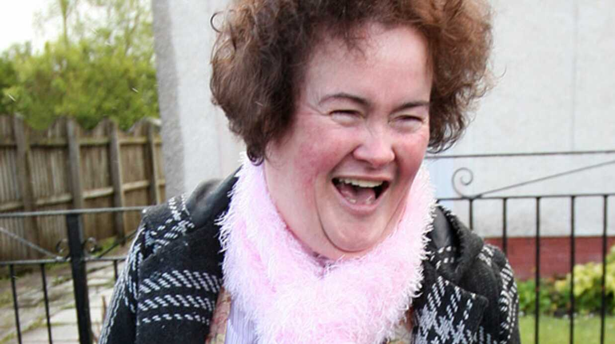 Susan Boyle en demi-finale d'In­croyable talent en Angle­terre