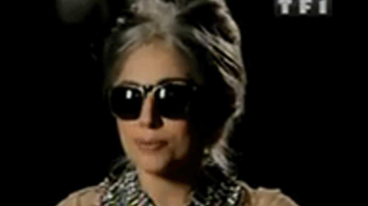 VIDEO Lady GaGa: interview confession dans Sept à huit