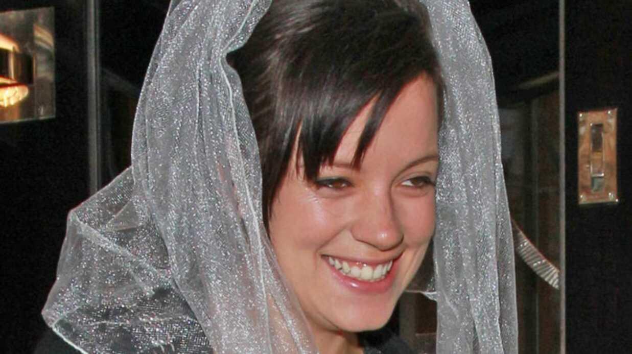 Lily Allen: son enterrement de vie de jeune fille? Un cauchemar