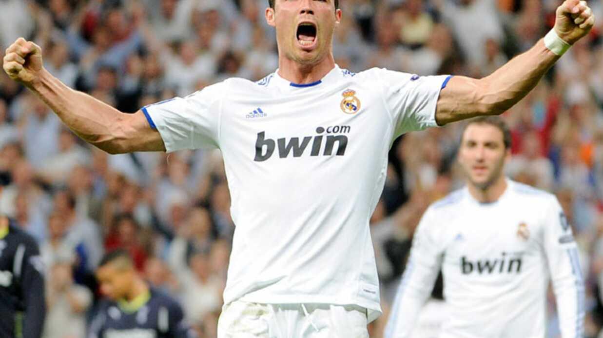 Cristiano Ronaldo, première sortie avec son fils Cristiano Jr.