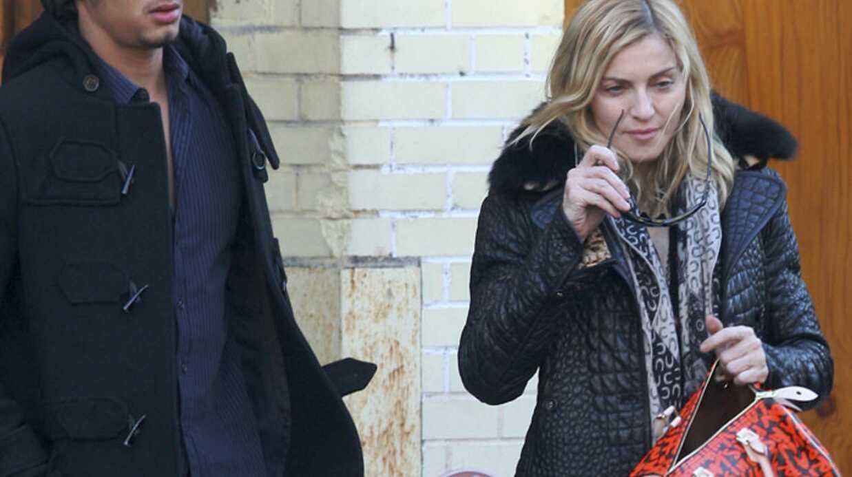 Madonna: Jesus Luz se défend de l'avoir trompée