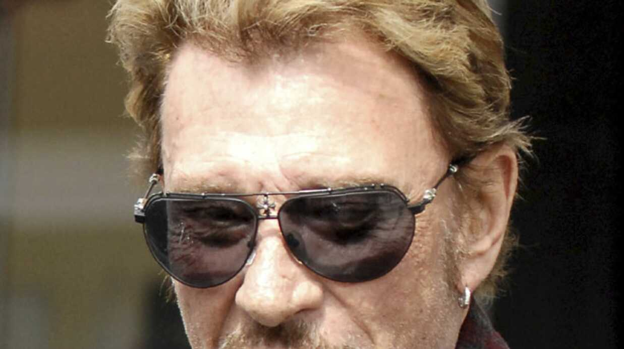 Johnny Hallyday s'engage contre le FN