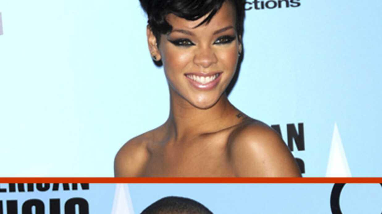 Rihanna – Chris Brown: vainqueurs des American Music Awards