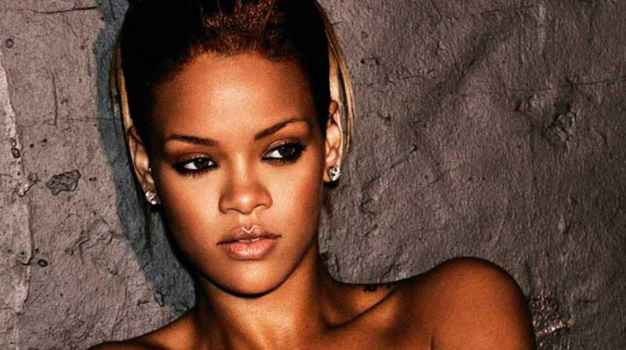 Rihanna: Pour Noël? Sexe et nourriture