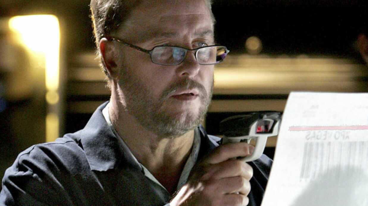 William Petersen des Experts Las Vegas dans Sacrée soirée