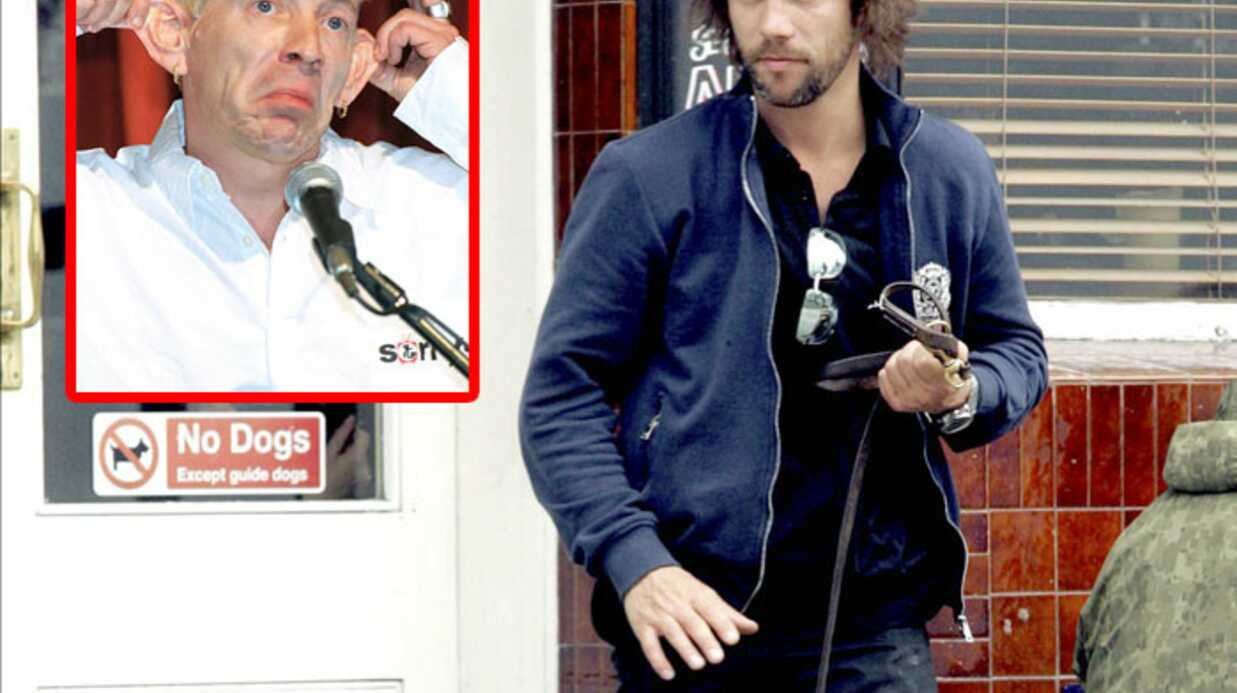 Jamiroquai Jay Kay dégoûté par Johnny Rotten