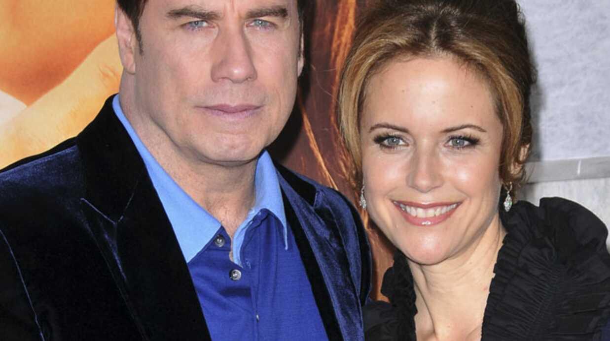 John Travolta est papa d'un garçon!