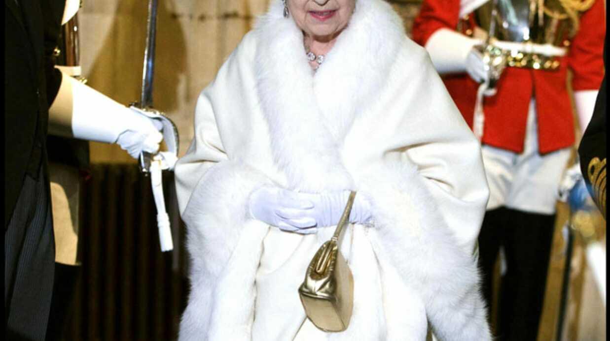 Elizabeth II ruinée et sans chauffage
