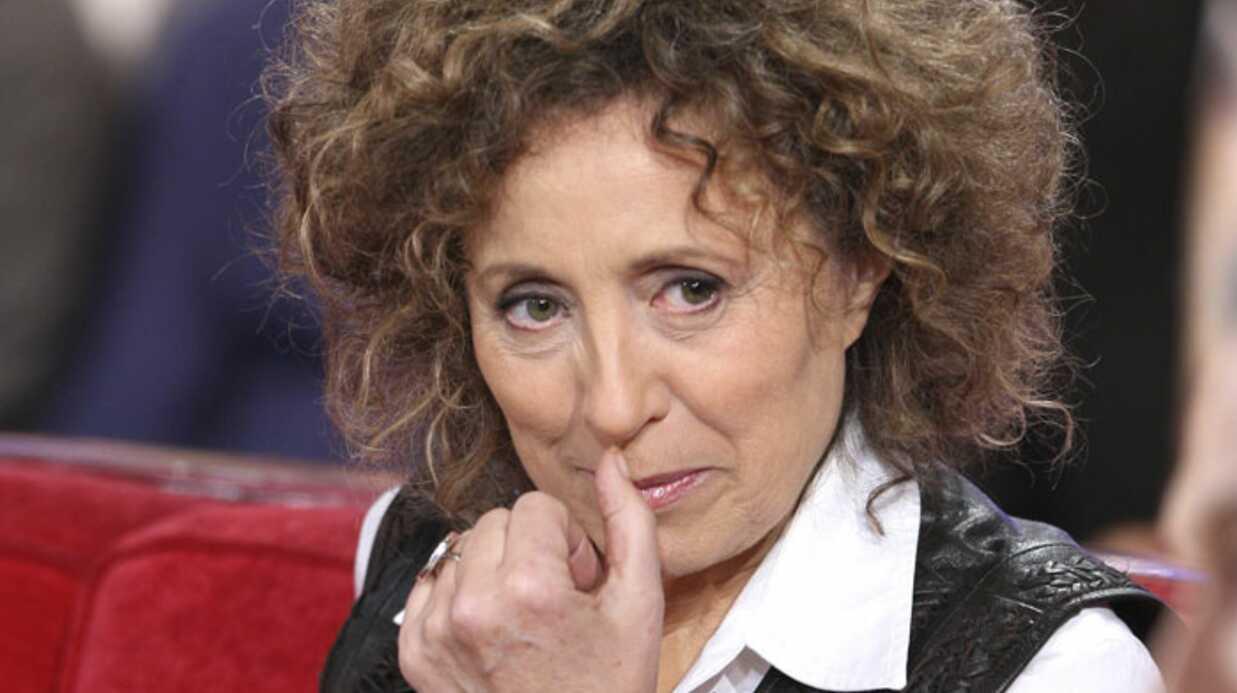 Mireille Dumas condamne les propos de Fontaine sur Delarue