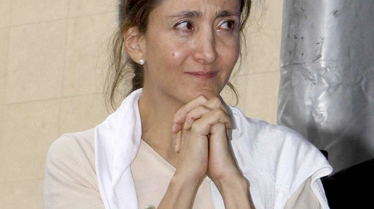 Ingrid Betancourt est partie pour la Colombie