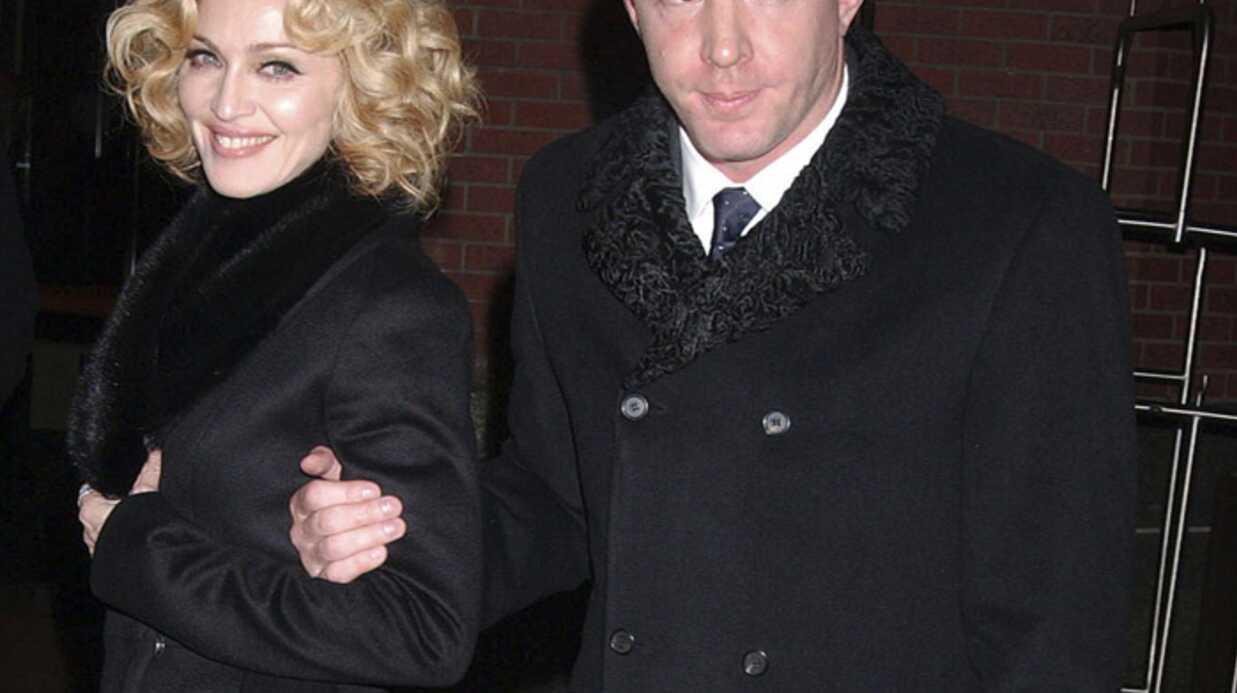 Madonna et Guy Ritchie renouvellent leurs vœux de mariage