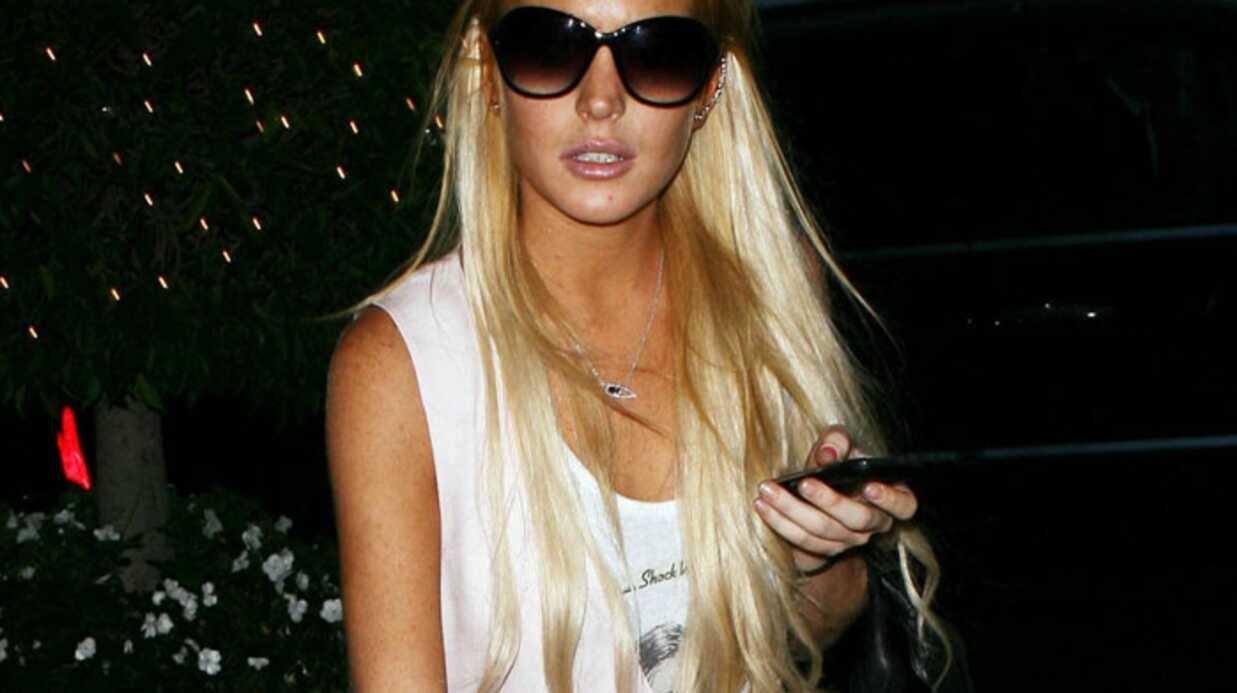 Lindsay Lohan: un cambriolage compromettant?