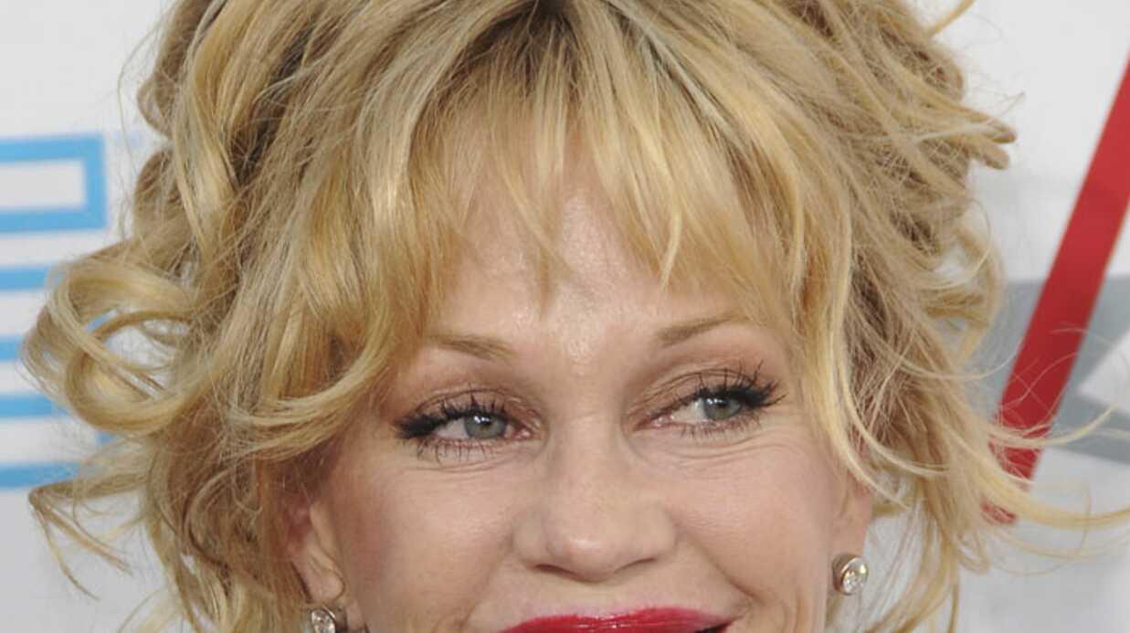 Melanie Griffith: retour en cure de désintox