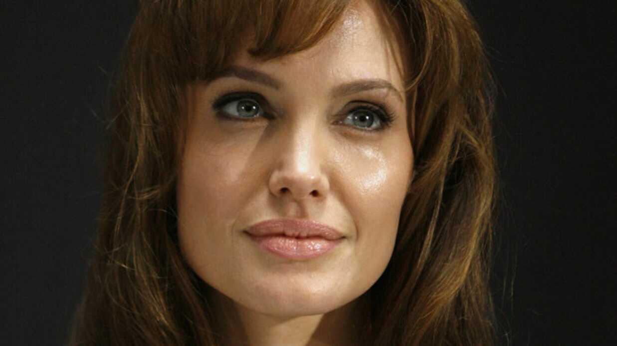 Angelina Jolie privilégie ses enfants à sa carrière