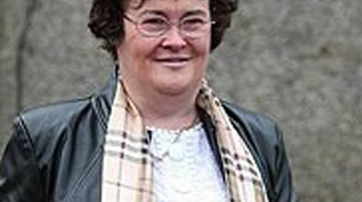 Susan Boyle: nouveau look pour une nouvelle vie