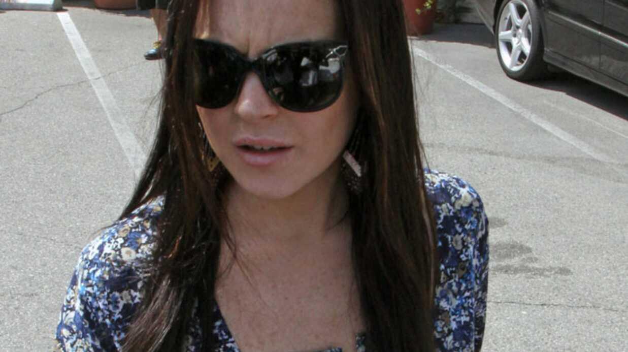 Lindsay Lohan évincée de son prochain film
